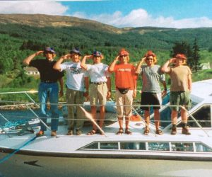 2000 Schottland | Calodonian Channel